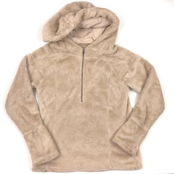 847e07fe5 Dylan by True Grit cozy fleece hooded pullover
